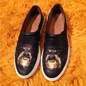 08aa0d15393 GIVENCHY ROTTWEILER SKATE SHOES
